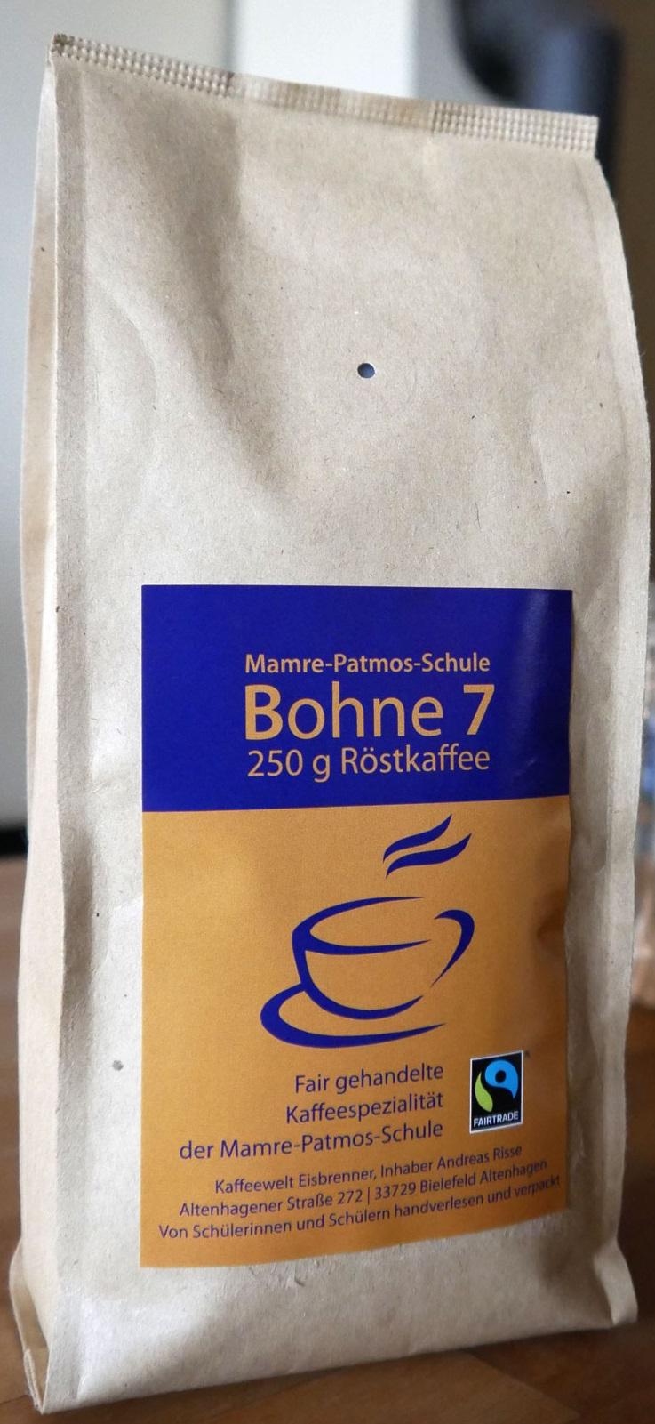 Bohne 7 - Mamre Patmos Schule