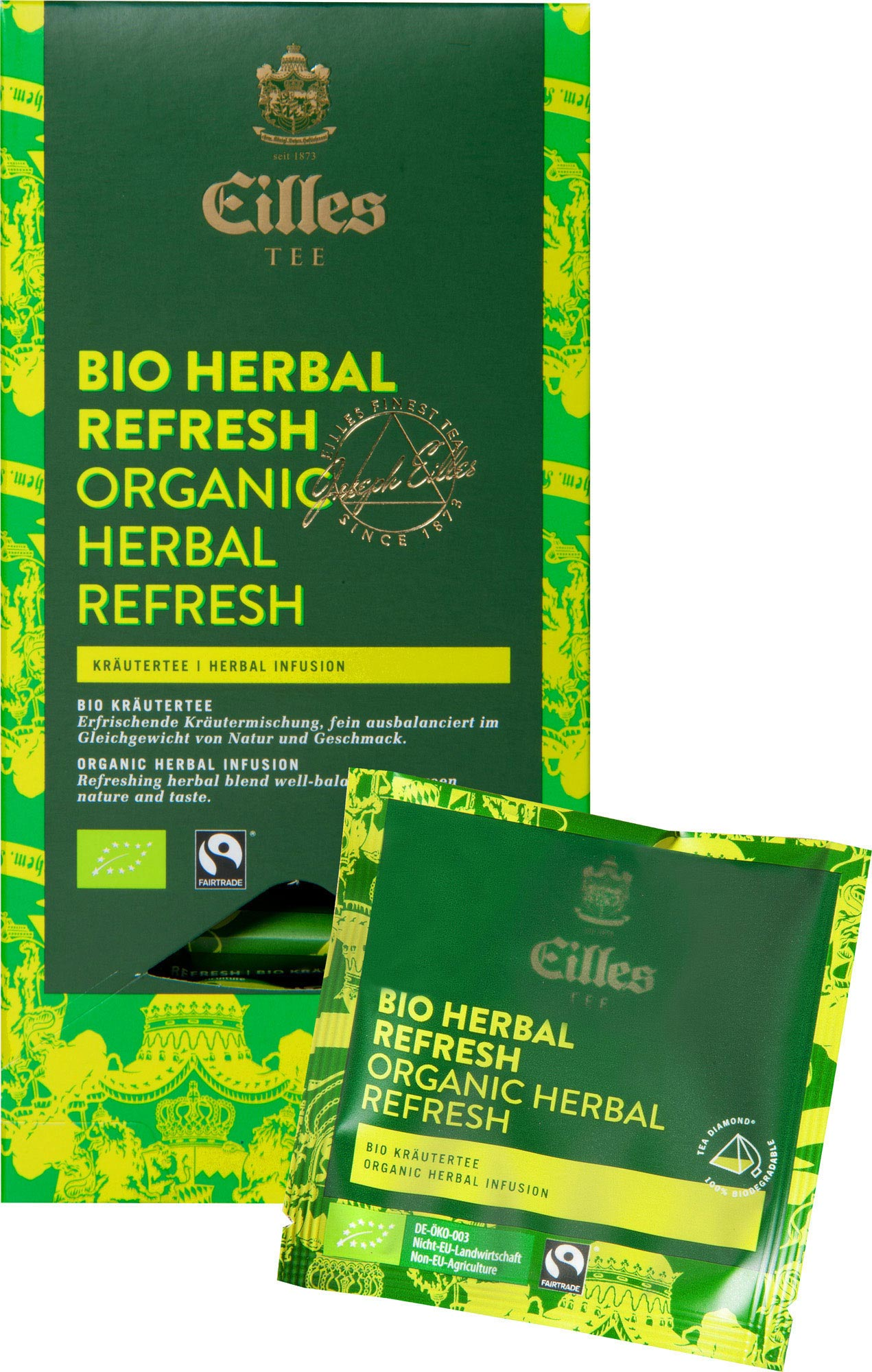 Herbal Refresh, 20×2,5g