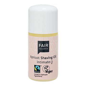 Shaving Oil Women Apricot