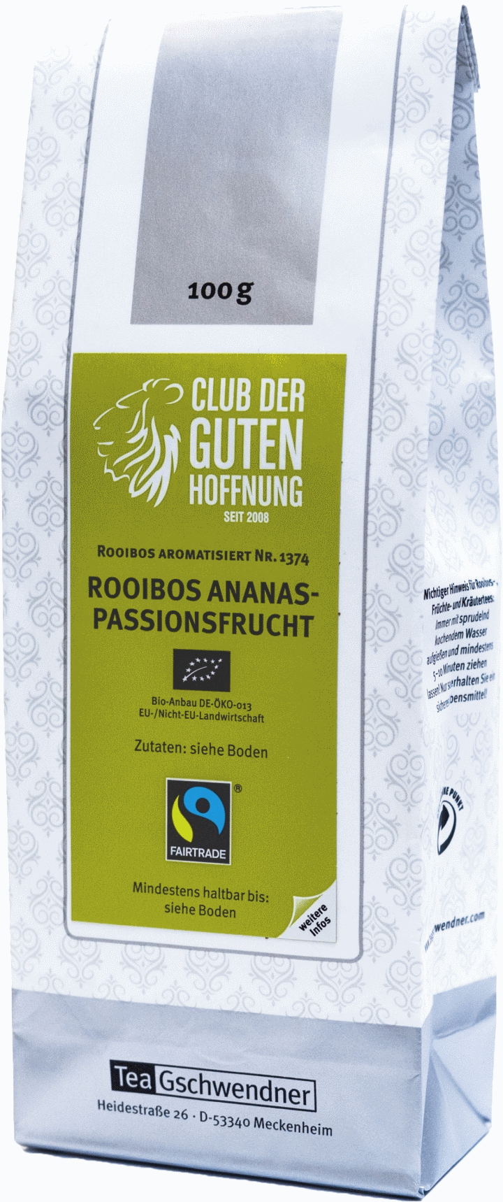 Rooibos Ananas- Passionsfrucht