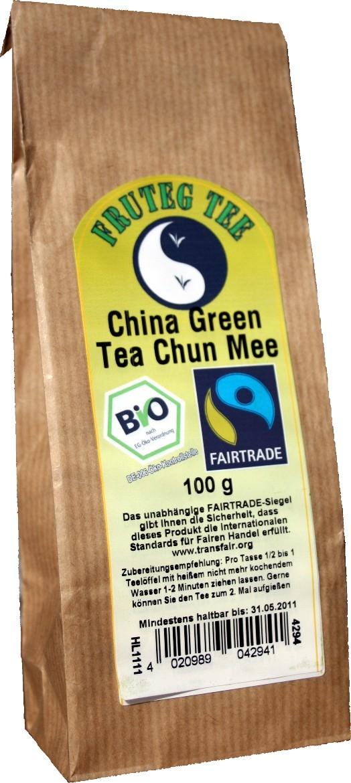 China Green Tea Chun Mee