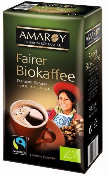 Fairer Biokaffee