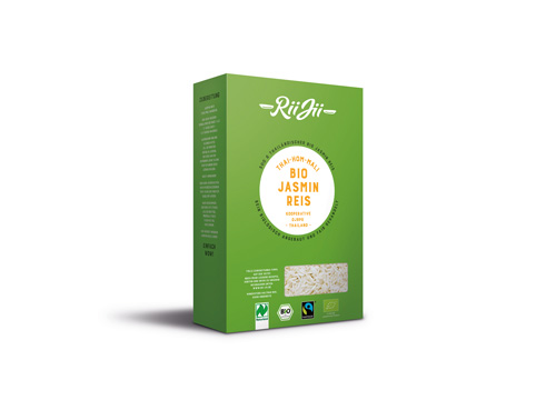 Bio & Fairtrade Jasmin Reis 500g