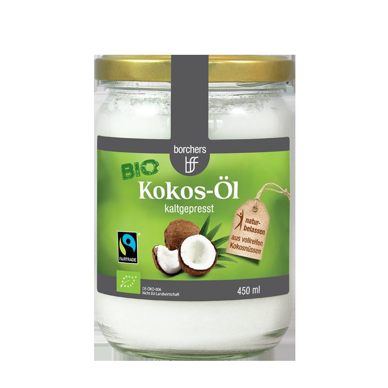 Kokos- Öl, 450 ml