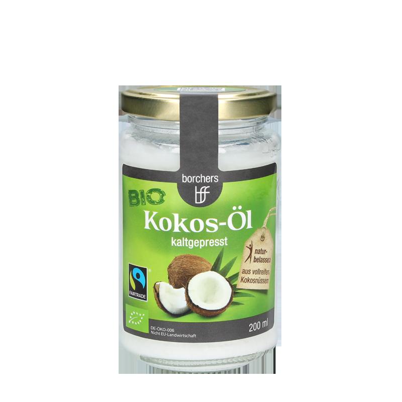 Kokos- Öl, 200ml