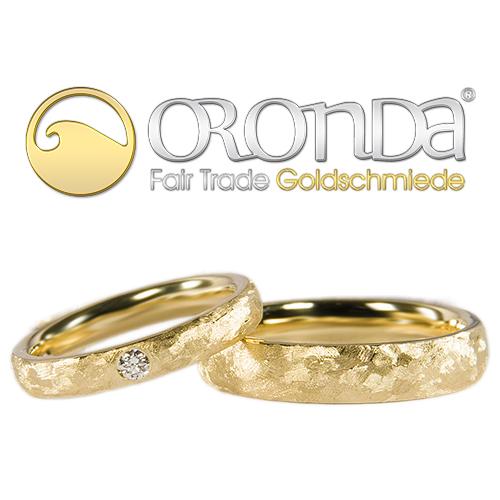 Trau- & Verlobungsringe, Gold