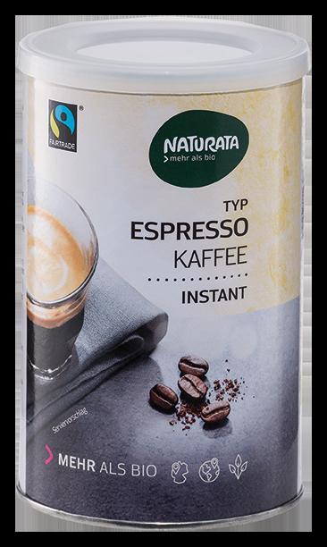 Espresso, löslich
