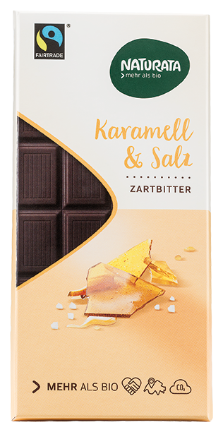 Karamell & Salz, zartbitter