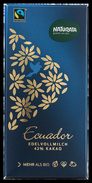 Ecuador Edelvollmilch 42