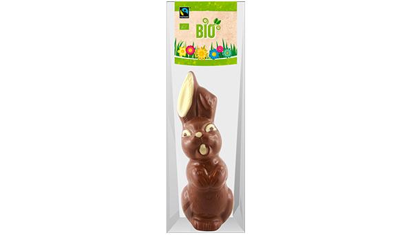 Bio Fairtrade Confi Osterhase 90g