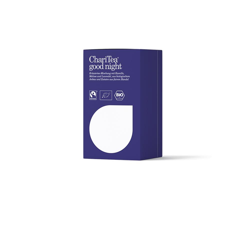 Charitea good night - 20x2,0g Doppelkammer