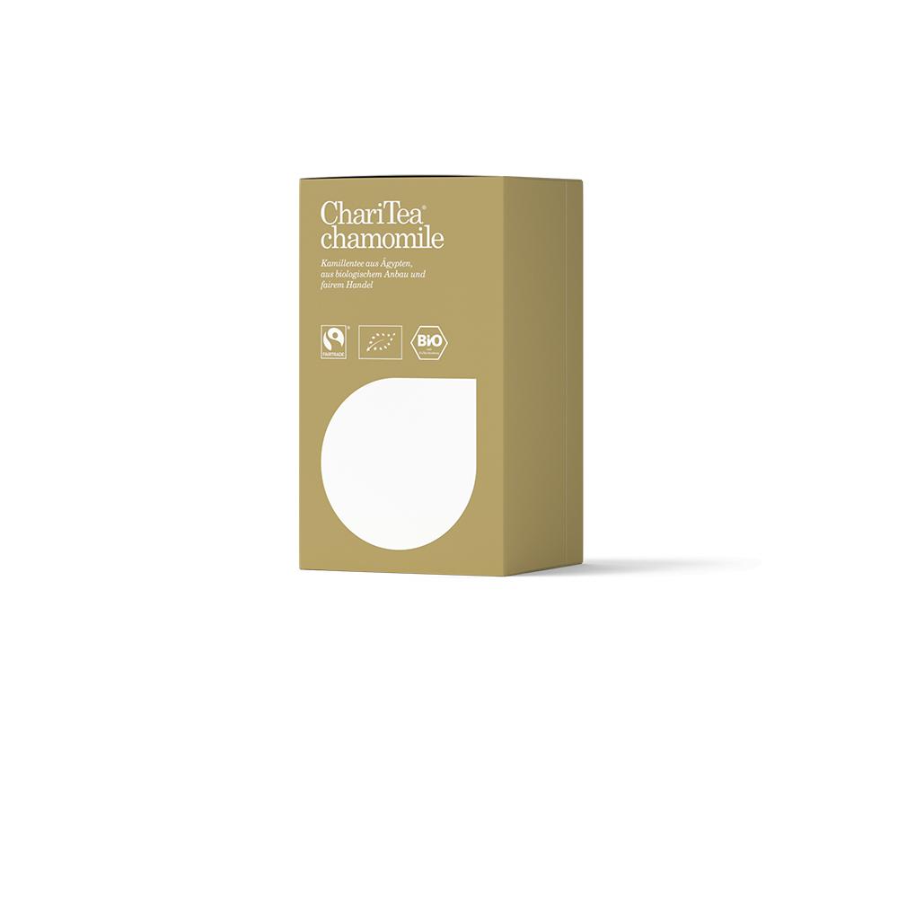 Charitea chamomile - 20x1,75g Doppelkammer