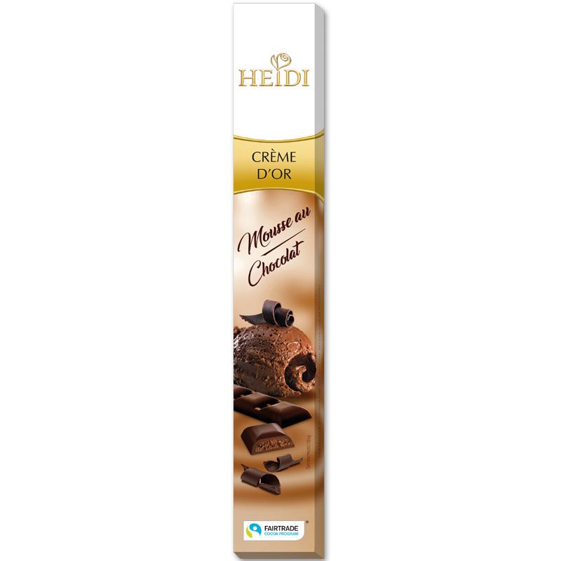 Mousse au Chocolat Schokolade Riegel