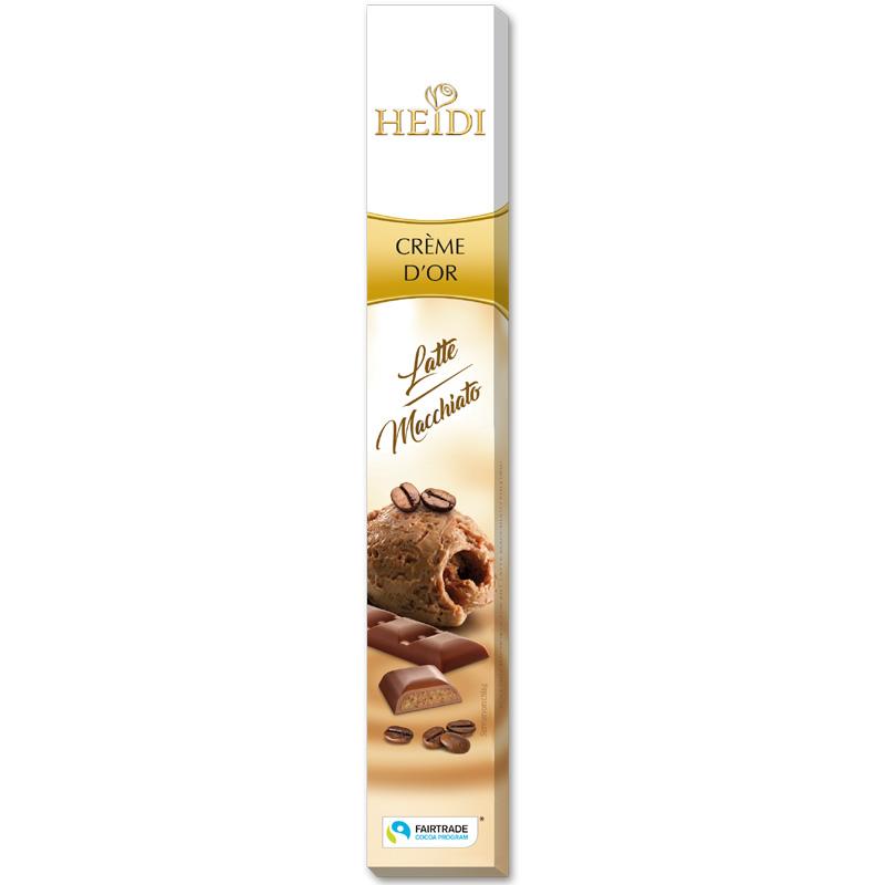 Latte Macchiato Schokolade Riegel