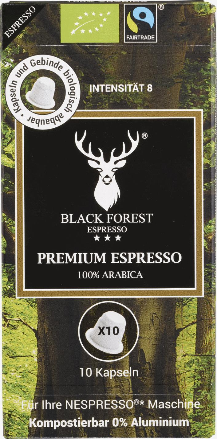 Black Forest Espresso