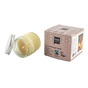 Massage Candle Cocoa
