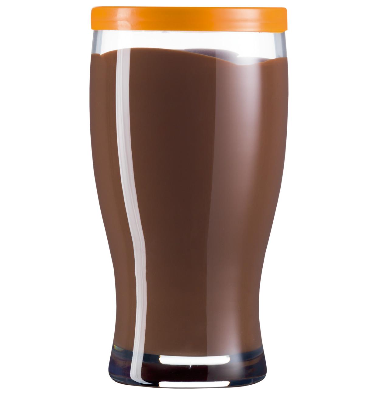 Haselnuss-Nougat-Creme Bierglas