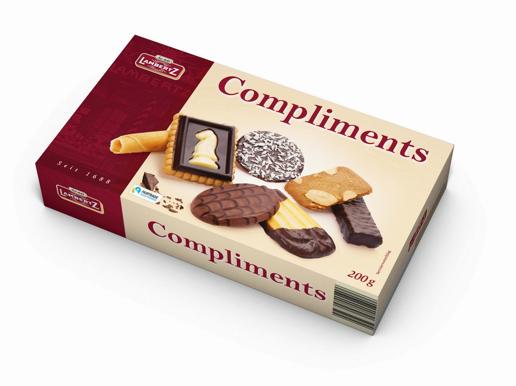 Compliments Gebäckmischung