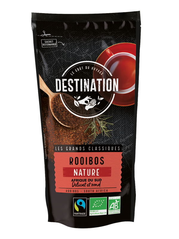 DP BIO THE ROOIBOS NATURE BIO MH 100G
