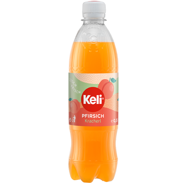 Pfirsich Kracherl