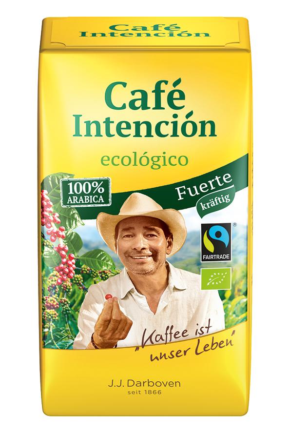 Filterkaffee ecológico Fuerte