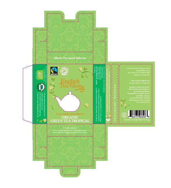 Green Tea Tropical Individual Infuser