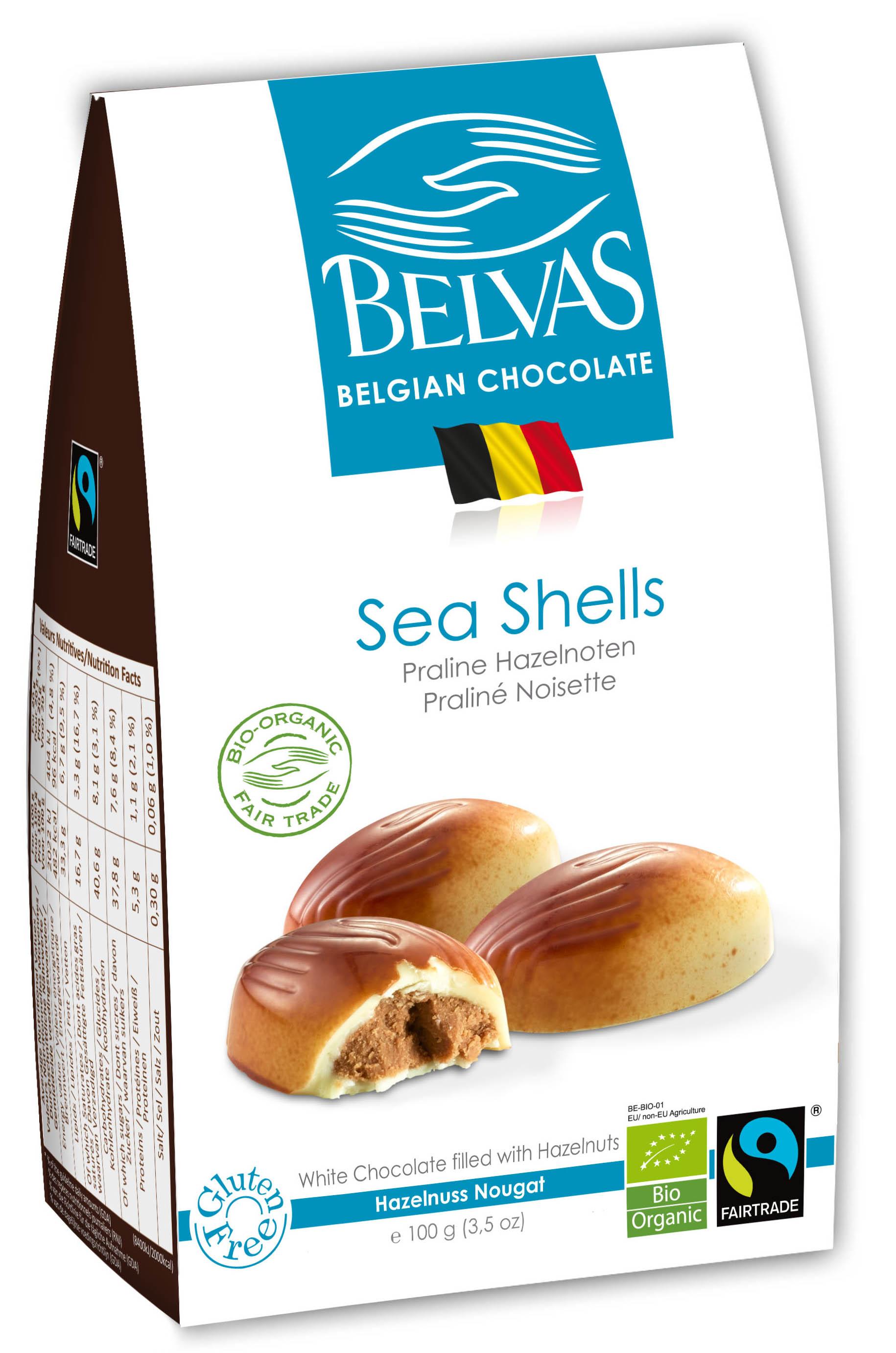 Belvas – Fruits de mer – 100 gr