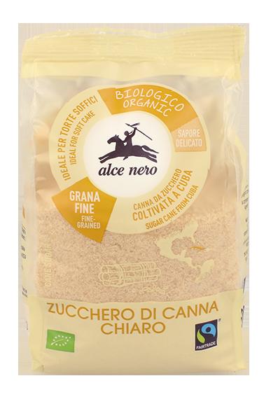 Alce Nero - Zucchero di canna chiaro Biologico - Cuba - 500gr