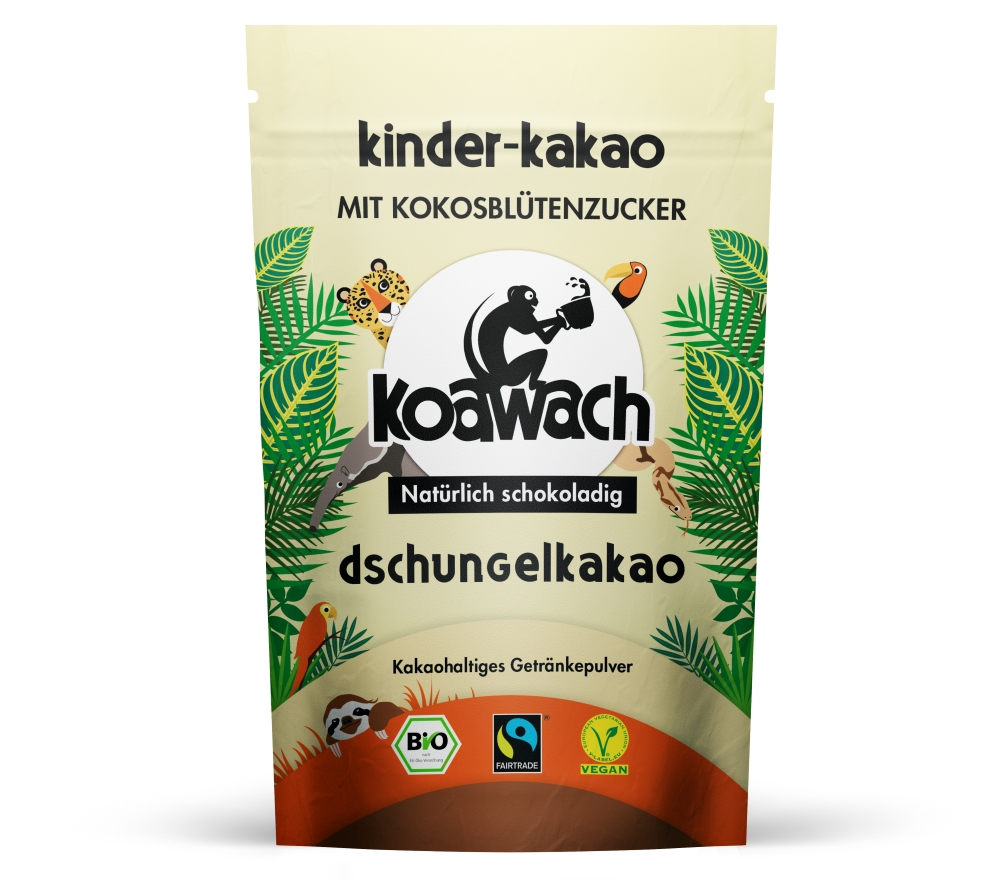 koawach Dschungelkakao Bio