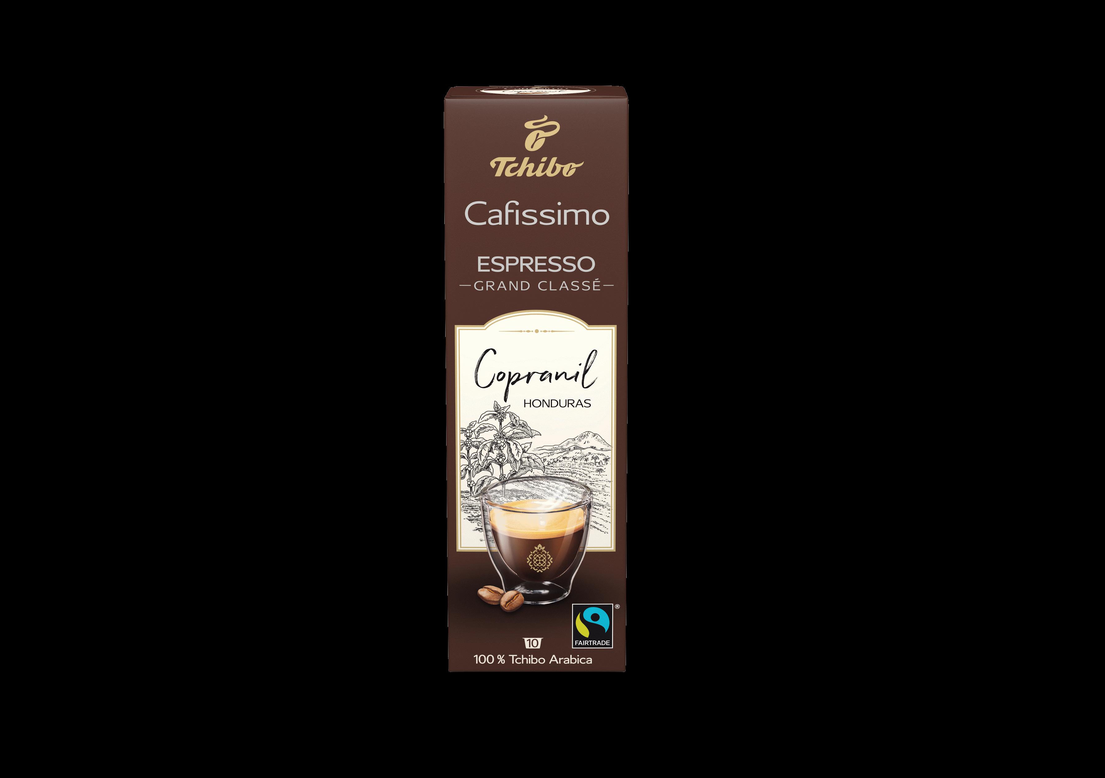 Espresso Grand Classé Copranil