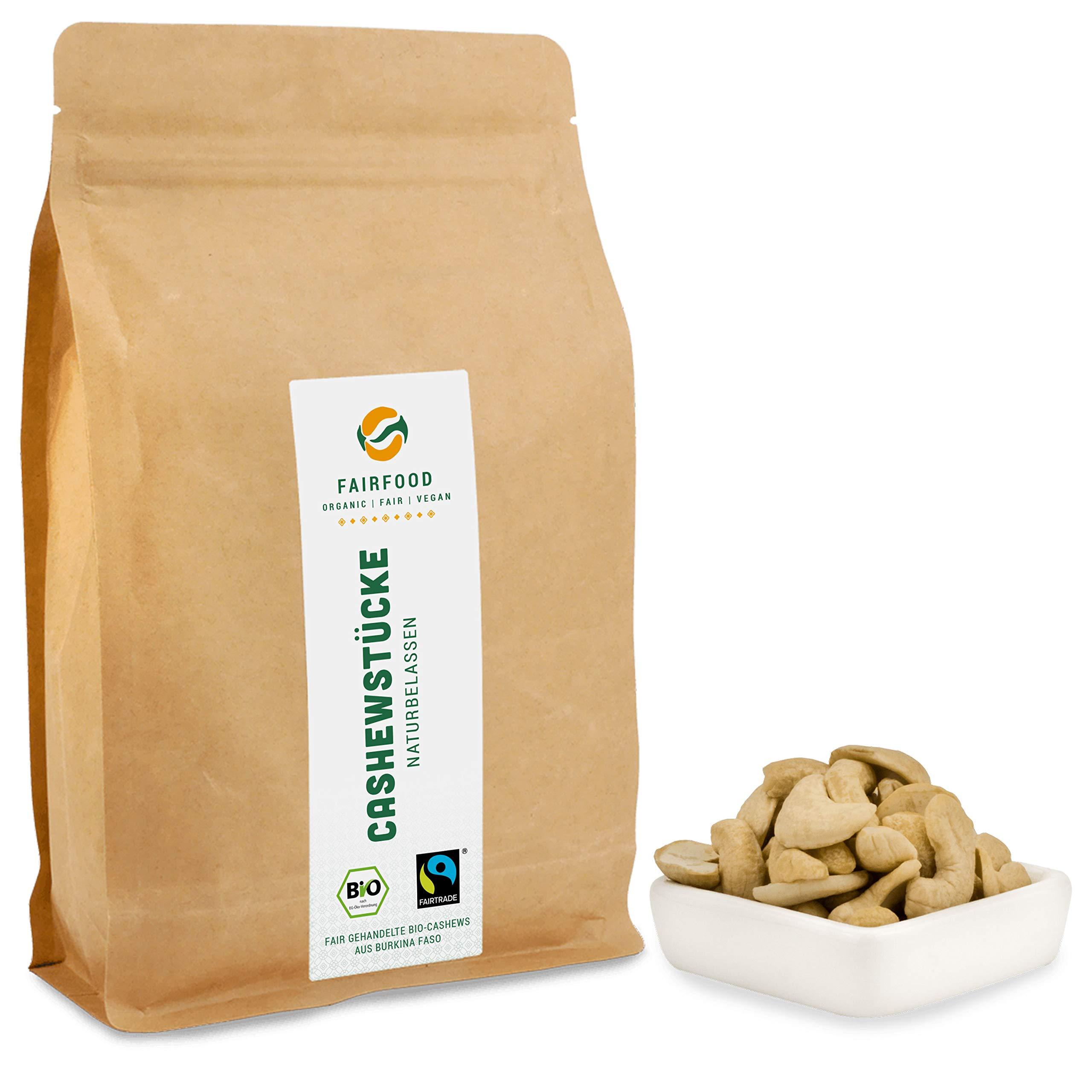Cashewstücke Naturbelassen (500g)