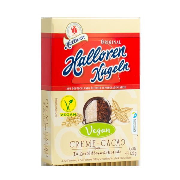 Original Halloren Kugeln Creme-Cacao