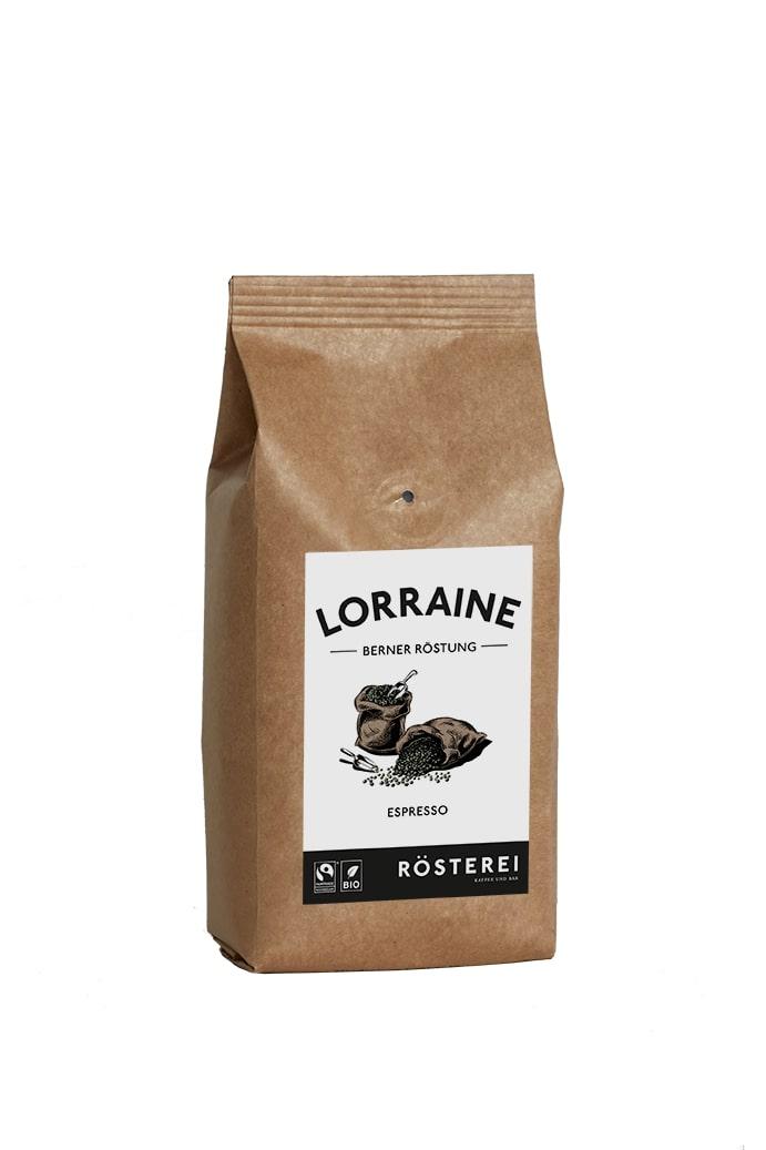Lorraine, Bohnen