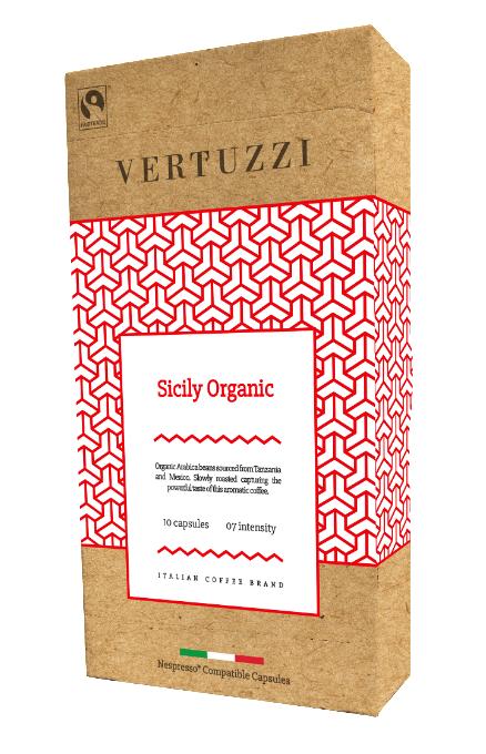 Vertuzzi Sicily Organic