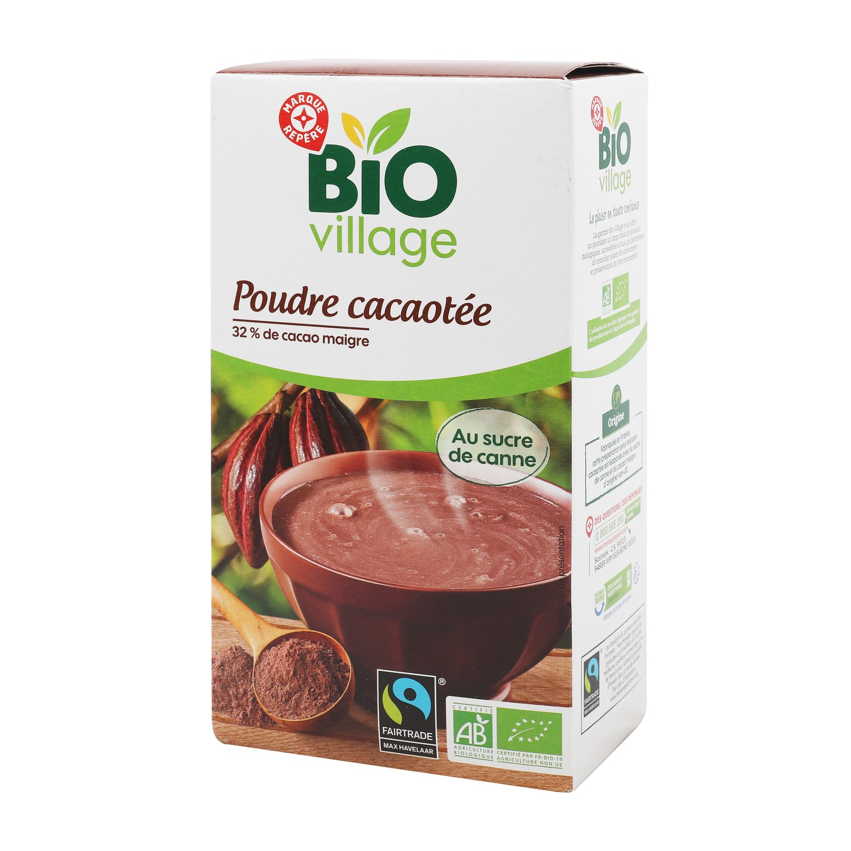Poudre de cacao bio MH 500g
