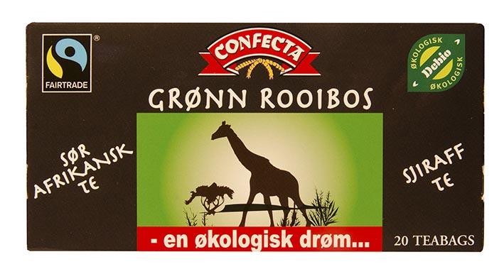 Grønn Rooibos