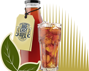 Iced Tea, unsweetened