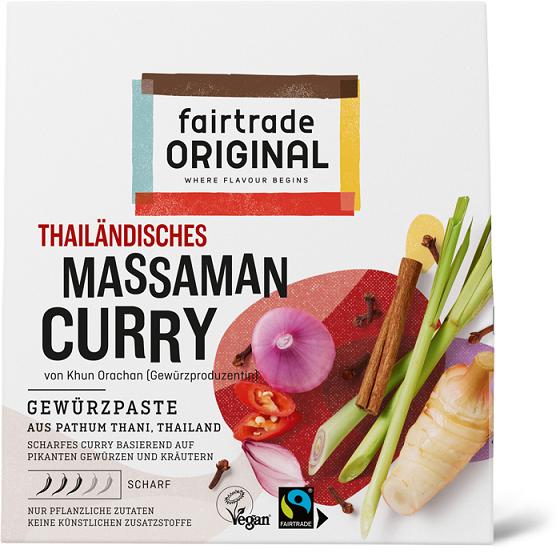 Massaman Curry kruidenpasta