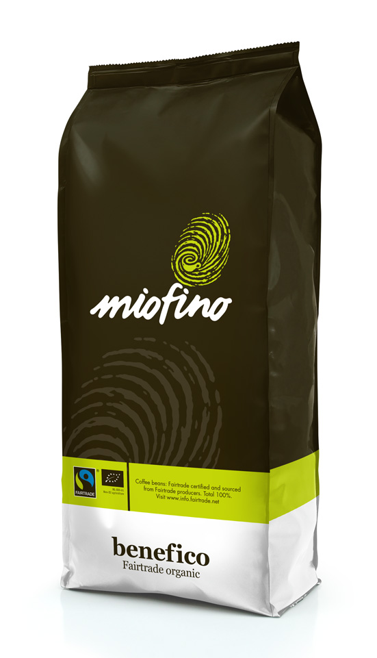 Beans Benefico FTO 8x1kg