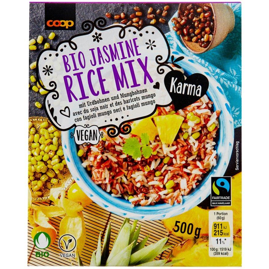 Jasmin Rice Mix