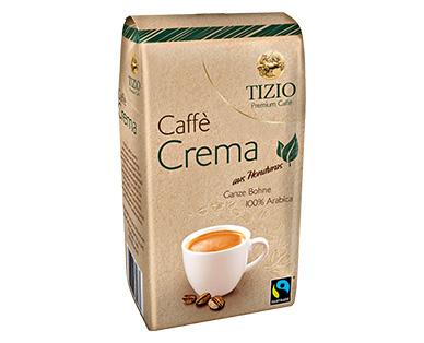 Caffè Crema, Bohnen