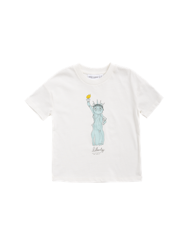 Liberty screenprint tee