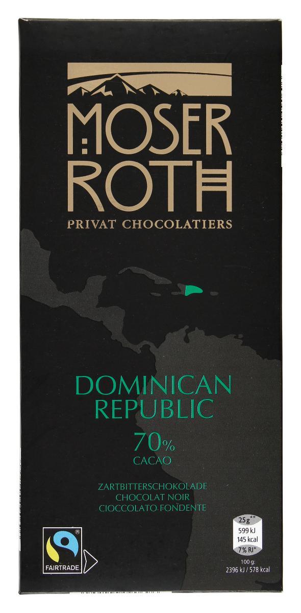 Dominican Republic 70 Prozent