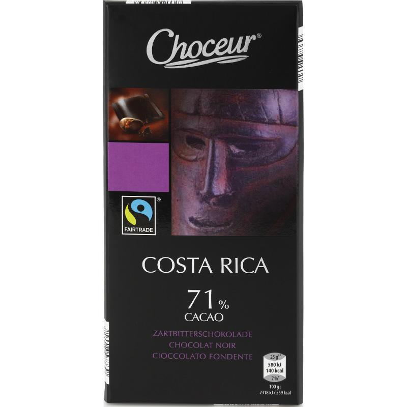COSTA RICA 71 Prozent