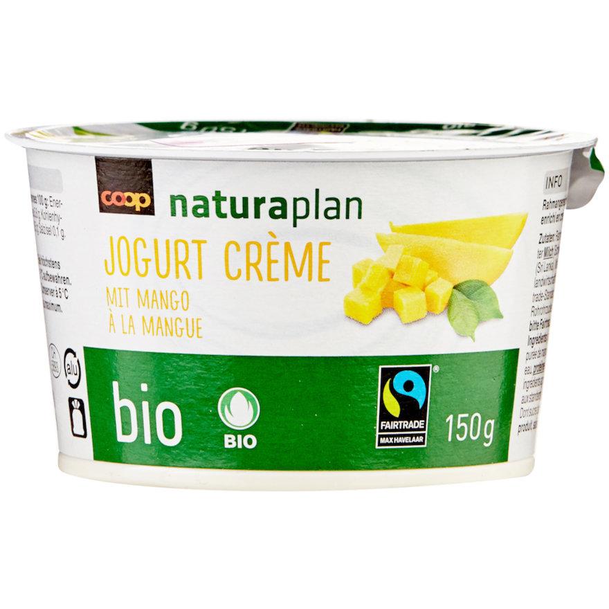 Jogurt Crème Mango