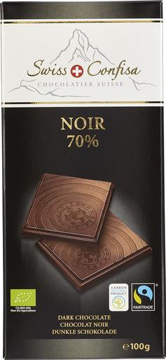 Tafelschokolade Noir 70 Prozent