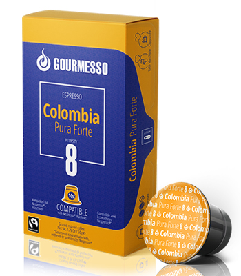 Colombia Pura Forte, Kapseln