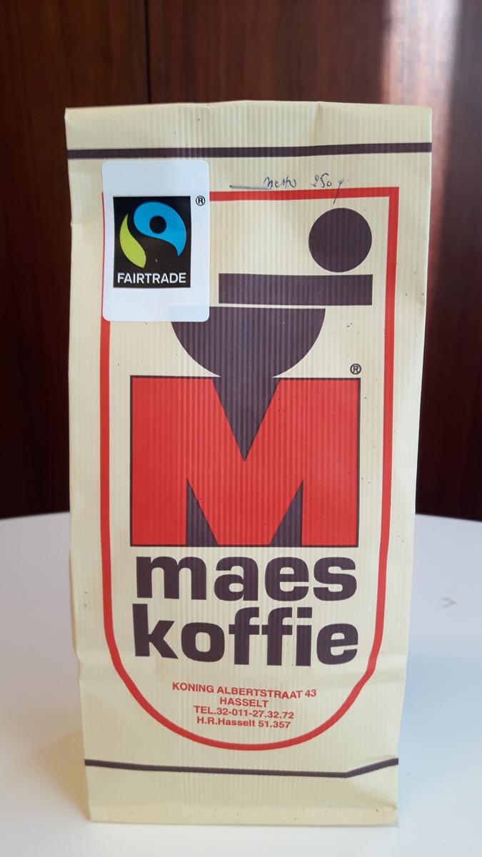 Gemalen Dessertkoffie Maes