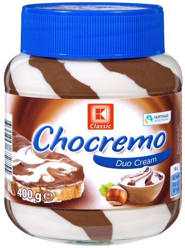 K-Classic Chocremo Milch Kakao Creme 400g