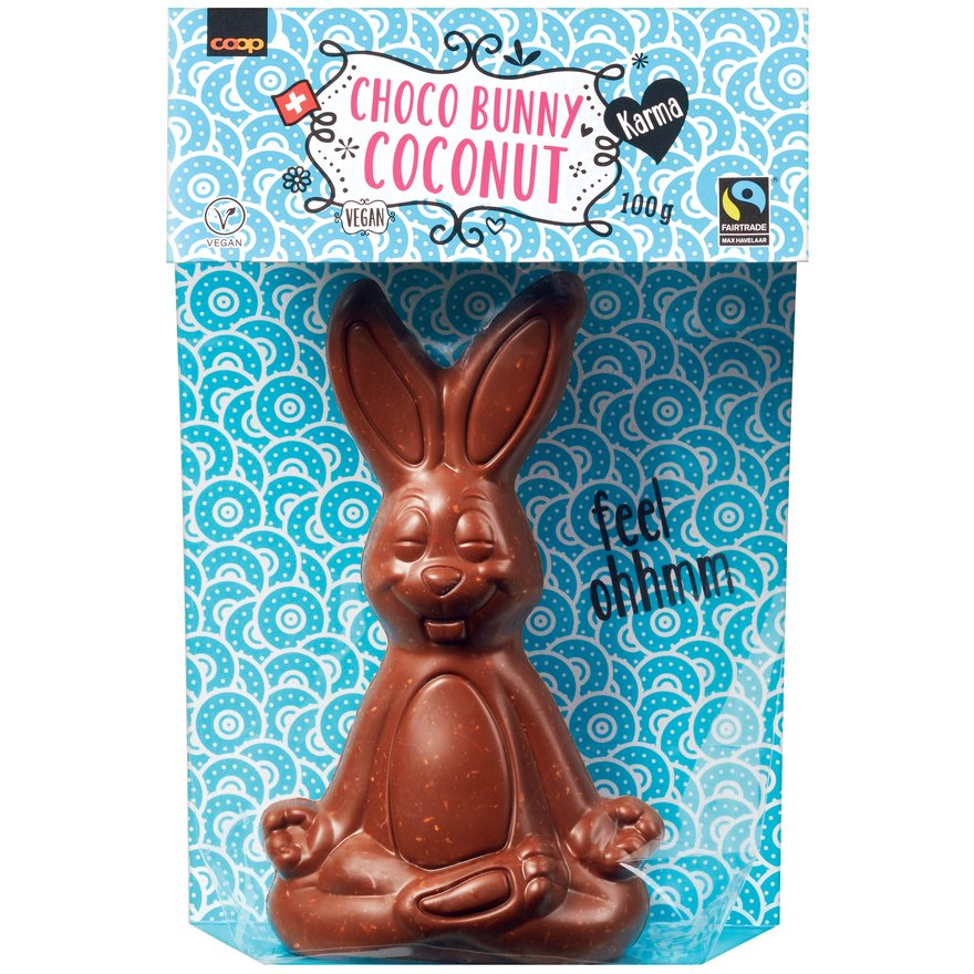 Osterhase Choco Bunny Coconut